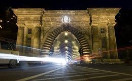 budapest noc Obrazy Stock