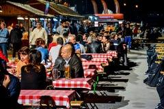 Budapest Oktoberfest Photographie stock