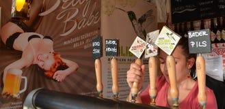 Budapest Oktoberfest Royalty Free Stock Image