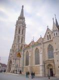 Budapest old city Stock Photo
