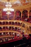 Budapest Opera House interior Stock Image