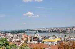 budapest panorama Zdjęcie Stock
