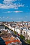 Budapest panorama Royalty Free Stock Photos