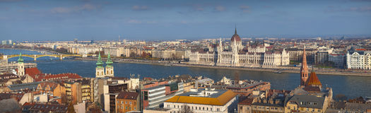 Budapest. Royalty Free Stock Images