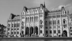 budapest parlament zdjęcia royalty free