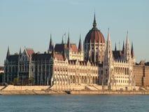 Budapest-Parlament Lizenzfreie Stockbilder