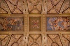 Budapest parlament Obraz Royalty Free