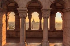 Budapest-Parlament Lizenzfreies Stockfoto