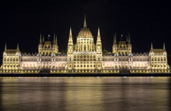 Budapest parlament Royalty Free Stock Photography