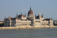 budapest parlament Hungary Fotografia Stock