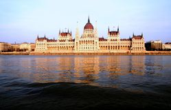Budapest parliament Stock Images