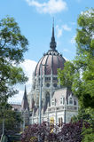 Budapest Parliament Royalty Free Stock Photos