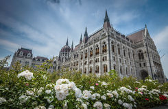 Budapest Parliament Stock Photos