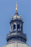 Budapest Parliament Dome Royalty Free Stock Image