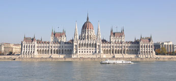 Budapest parliament,Hungary Royalty Free Stock Images