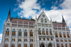 Budapest parliament , Hungary Royalty Free Stock Photography