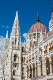 Budapest parliament , Hungary Royalty Free Stock Image