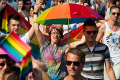 Budapest Pride 2012 Royalty Free Stock Photo