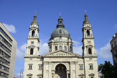 Budapest saint Stephen Basilica Stock Image
