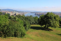 Budapest scenery Stock Photography