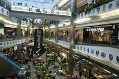 Budapest shopping Stock Images