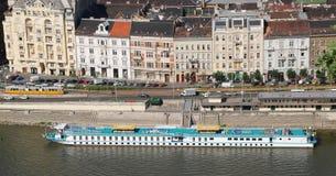 Budapest sikt Royaltyfri Bild