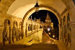 Budapest slottkulle Arkivfoto