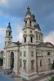 Budapest. St.. Istvan Basilica Stock Photography