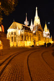 Budapest, St.Matthias Church Royalty Free Stock Photos