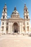 Budapest - St. Stephen's Basilica, Hungary Royalty Free Stock Photos