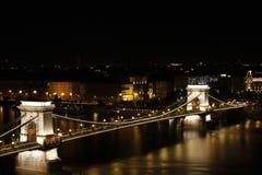budapest stad Royaltyfria Bilder