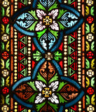 Budapest stained glass Stock Image