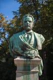 Budapest Statue Stock Image