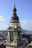 Budapest Stephen Basilica Stock Photography