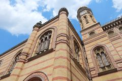 Free Budapest Synagogue Royalty Free Stock Photography - 66721317
