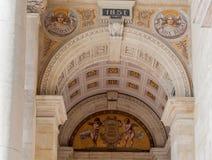 Budapest Szent István Basilic Stock Photos