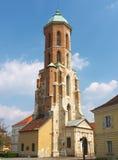 Budapest, torre de Mary Magdalene Imagens de Stock Royalty Free