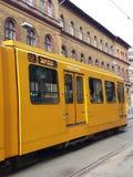 Budapest Transport Stock Image