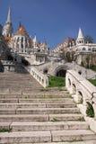 Budapest-Treppe Stockbilder