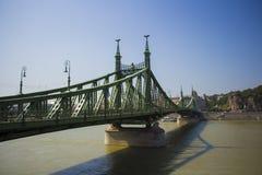 Budapest ulicy fotografia Obraz Royalty Free