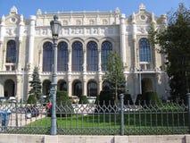 Budapest in Ungarn stockfotografie