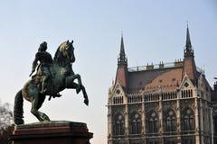 Budapest, Ungarn Stockbild