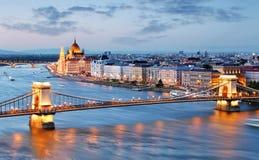 Budapest, Ungarn stockfotos