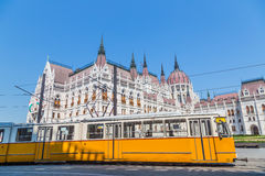 Budapest Ungarn Lizenzfreie Stockbilder