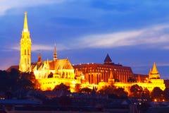 Budapest Ungarn Lizenzfreies Stockbild