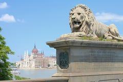 Budapest Ungern. Royaltyfri Fotografi