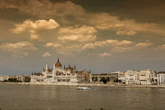 Budapest Ungern Arkivfoto