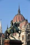 Budapest Ungern Royaltyfria Bilder