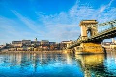 Budapest Ungern Royaltyfri Bild