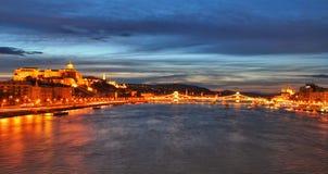 Budapest Ungern royaltyfri fotografi